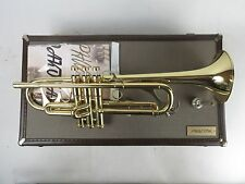 Phaeton PHT-XP20 Bb Trumpet Gold Lacquer with Nickel Silver Trim & Case [70148]