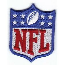 [Patch] NFL NATIONAL FOOTBALL LEAGUE cm 5,5 x 7 toppa ricamata termoadesiva -276