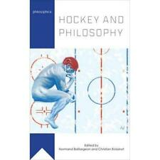 Hockey and Philosophy (Philosophica) - Paperback NEW Normand Baillar 2016-01-31
