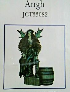 Fairysite Arrgh Fairy by Jacqueline Collen-Tarrolly JCT33082 Sealed