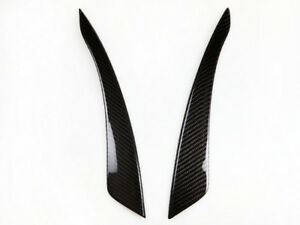 Carbon Fiber Eyelids Eyebrows For Infiniti G35 Coupe 03-06