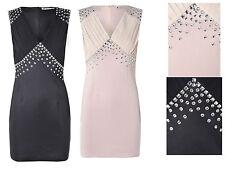 Unbranded Clubwear Short/Mini Sleeveless Dresses for Women