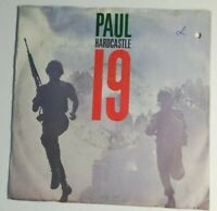 N525 Vinyl 45 RPM Paul Hardcastle 19, Side One, Side Two, Fly by Night, 1985