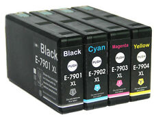 79XL Multipack Ink Cartridges for Epson WF-5190DW WF-5620DWF WF-5690DWF Non OEM