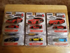 Lot of Six JDM Tuners Die Cast Vehicles