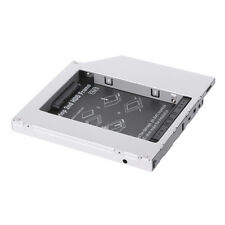 HOT Universal 12.7mm PATA IDE to 2nd SATA HDD Hard Drive Disk Caddy Module