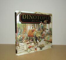 James Gurney - Dinotopia - A Land Apart from Time - 1st/1st