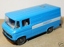 MICRO WIKING HO 1/87 MB MERCEDES L 406 VAN FOURGON BAYERISCHER NEUF