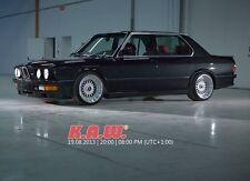 BMW E28 5er KAW TIEFERLEGUNGSFEDERN FEDERN 80/45  1020-2080