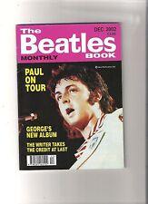 BEATLES MONTHLY magazine issue: 320 - December 2000