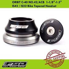 "FSA ORBIT NO.42 C-40ACB 1-1/8""-1.5"" IS42 / IS52 Bike Bicycle Tapered Headset"
