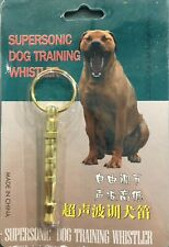 Dog Training Whistle (Supersonic)