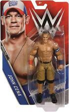 John Cena Basic 74 WWE Mattel Action Figure Toy New In Stock - Mint Packaging
