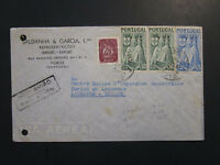 Portugal 1947 Airmail Cover to Switzerland - Z3920