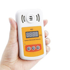 Mini Handheld Carbon Monoxide Meter CO Gas Tester 0-1000ppm Monitor Detector NEW