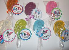12 Dreamworks Trolls Themed Gourmet 6th Birthday Party Favors with custom tags