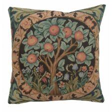 Set of 2 Orange Tree I French Tapestry Cushion Covers 19 x 19
