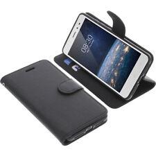 Borsa per TP-LINK neffos x1 Lite Book-Style Guscio Protettivo Custodia cellulare nera