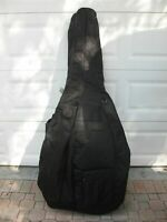 "UPRIGHT BASS BAG 71"" x 27"" SOFT CASE PADDED IN GOOD CONDITION"