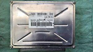 2002 Isuzu Trooper ecm ecu computer 8093921690