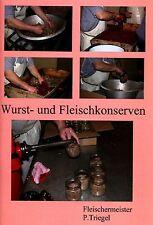 75  Wurstrezepte für die Konservenherstellung (Broschüre)