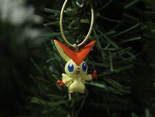 "Pokemon, ""Victini"" MICRO Christmas Ornament"