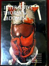 Interactive Thorax & Abdomen 3D Software Primal