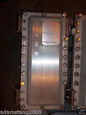 EXPLOSION PROOF BREAKER ENCLOSURE DISCONNECT 600V 480V 240 208 15-225 AMP exp#14