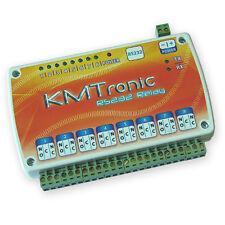 KMTronic RS232 Acht Kanal Seriell Relaiskarte, 8 Relais BOX, 12V