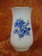 Meissen Vase 1. Wahl Aquatinta Vässchen  Blaue Blume Neu New Neuware