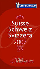 Michelin Guide Suisse 2007, , 2067122428, New Book