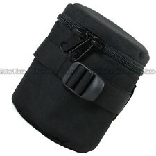 SAFROTTO Protector Padded Camera Lens Bag Case Cover Pouch E15 E-15 Black