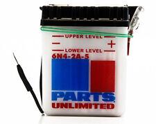 Parts Unlimited 6-Volt Conventional Battery NO ACID  6N42A5