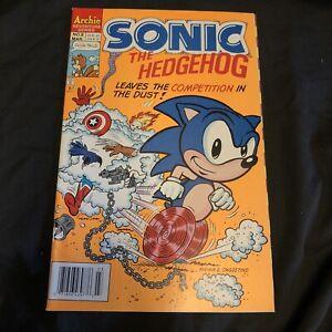 Sonic The Hedgehog #8 Archie Comics 1994 High Grade Rare