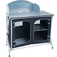 Royal Easy up Folding Kitchen Stand For Camping Caravan Campervan Motorhome