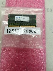 512MB SDR SDRAM SYNCH SD PC PC133 133 144PIN NON-ECC INTEL NOTEBOOK  32X8