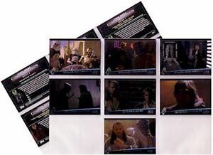 "Star Wars Galactic Files Series 2: 7 Card ""The Weak Minded"" Set WM1-7"