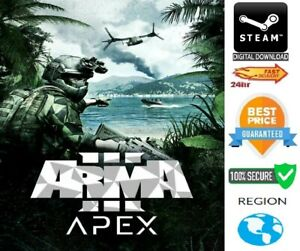 Arma 3 III Apex PC Steam GLOBAL 100% SECURE **FAST DELIVERY**