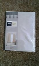 """NEW /SEALED CHAMPAGNE SHOT SATIN LINED CURTAINS 46X54"""""""
