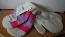 Adams Baby 2pack girls magic mittens winter one size Baby/Toddler