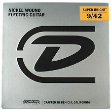 Dunlop Super Bright Electric Guitar Strings