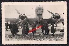 Ilyushin il-4 - Bomber-fuerza aérea-aeropuerto-Airplane-Wehrmacht - ucrania-rusia