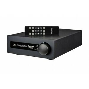 Heed Audio Elixir Integrated Amplifier With MM Phono Stage - Black (New!)