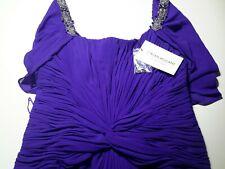 Ladies Purple Evening /Prom/Bridesmade Dress size 14