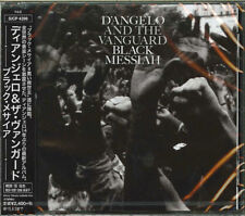 D'ANGELO AND THE VANGUARD-BLACK MESSIAH-JAPAN CD F30