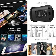 360° All-in-one HD 1080P Smart  3D Virtual Reality VR Bluetooth Glasses Headset