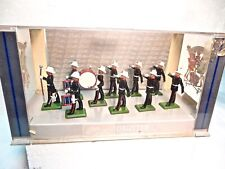 W Britains Collection :The Royal Marine Band  Toy Soldiers  1:32  Scale-New w bx