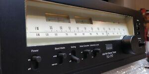 Sansui TU-717 AM/FM Stereo Tuner (1977-79)