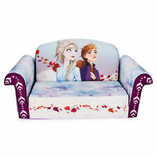 Marshmallow Furniture 2-in-1 Flip Open Couch Bed, Disney's Frozen 2 (Open Box)