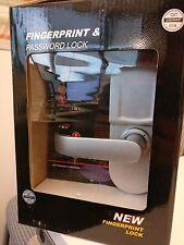 Intelligent Biometric Control - 1TouchIQ (Fingerprint & Password) Door Handle